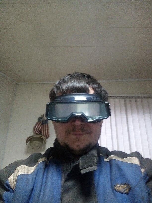 -- Óculos Óculos Soldagem