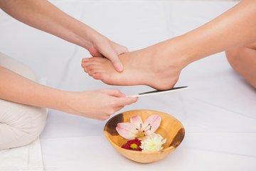 敲打脚底哪个部位起到的减肥效果最好-养生法典