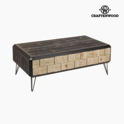 Stół środkowy jodła Mdf (122x68x45 cm) firmy Craftenwood na