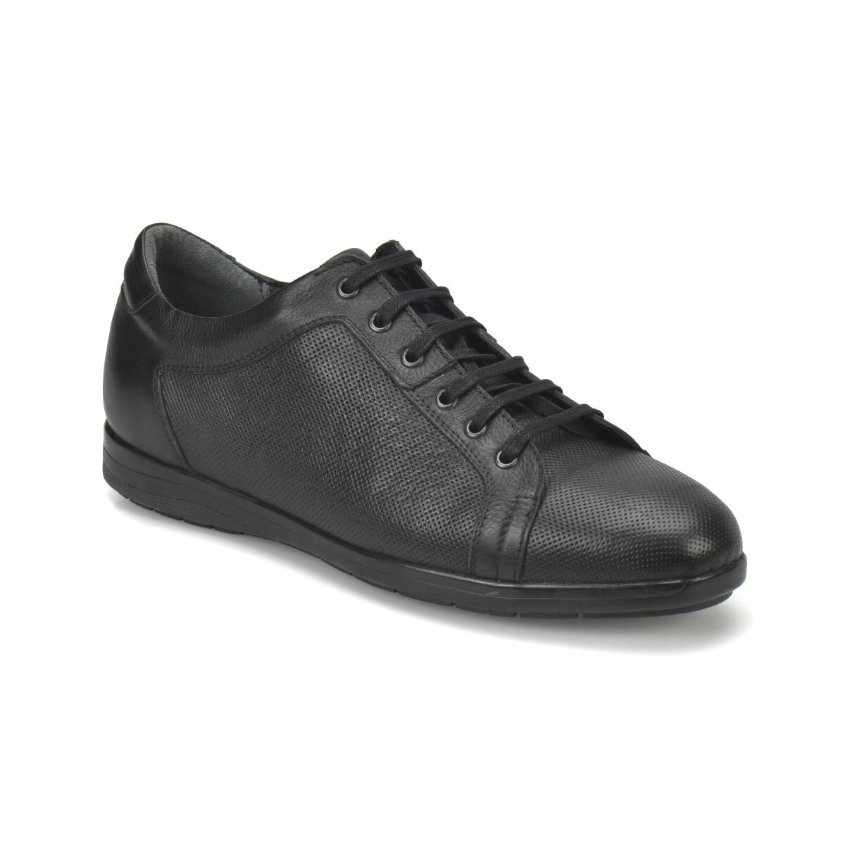 FLO 062-4 Black Male Shoes Flogart