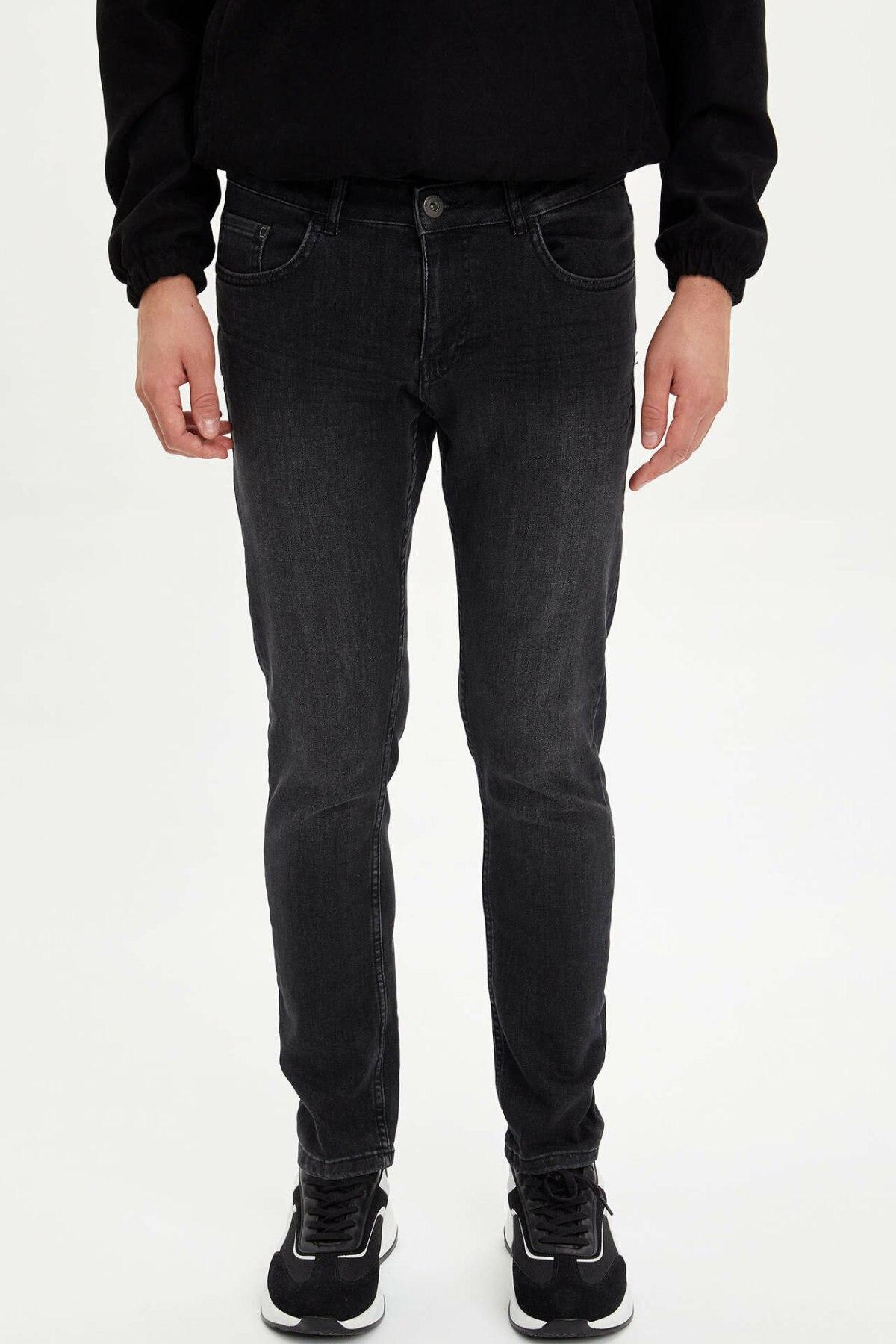 DeFacto Man Trousers-M3993AZ19WN