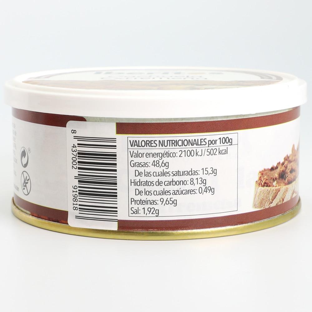 IBERITOS - Cachuela Extremeña in cans 250 G - 250 G CACHUELA spreadable