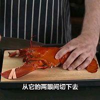 加拿大龙虾拆解教程的做法图解4