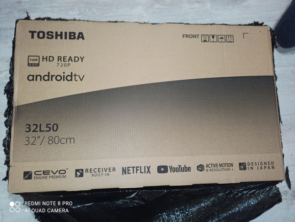 Tелевизор 32 inch Toshiba 32l5069 smart TV Andriod TV voice search Chromecast built in 2432 inch TV sets|Smart TV|   - AliExpress