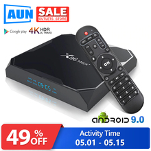X96 Max Plus TV BOX Android 9.0