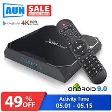 X96 Max Plus TV, pudełko Android 9.0