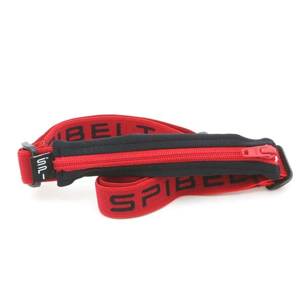 Running Belt Pouch Zeibe SPIBELT Black Red