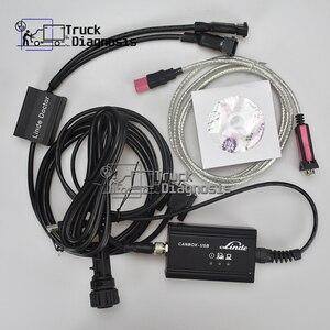 Image 1 - Heftruck Diagnostic Tool Linde Canbox Met Linde Arts Pathfinder Software
