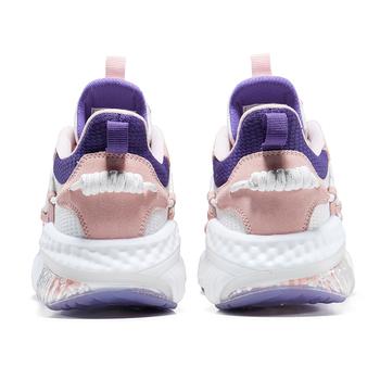 CAMEL damskie letnie oddychające grube dno mocne buty damskie buty do biegania antypoślizgowe amortyzujące obuwie sportowe tanie i dobre opinie Dla dorosłych RUBBER Spring2019 Hard court Lace-up WOMEN Lunlar Niskie Amortyzację Maraton ( 40 km) CN (pochodzenie)