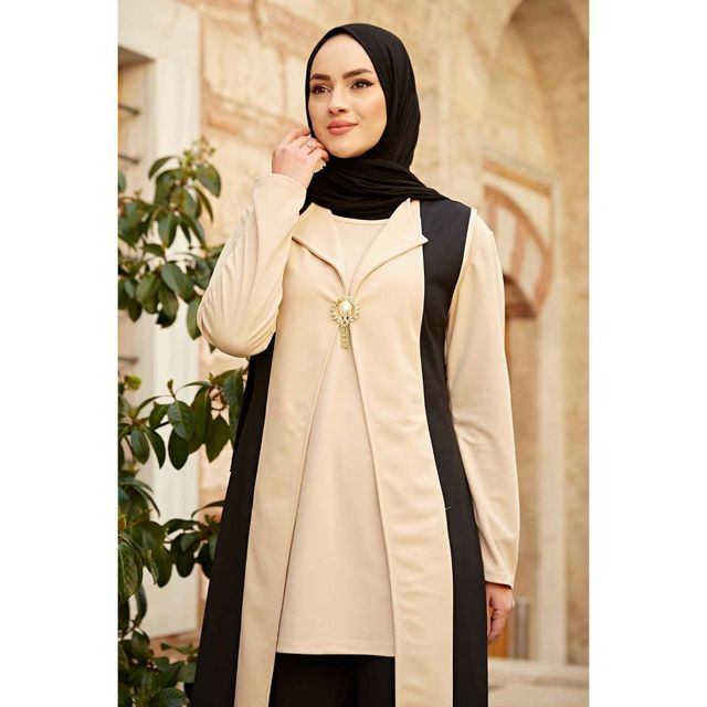 Kaftan 3 pieces Fashion Dress Sets Ensemble 1