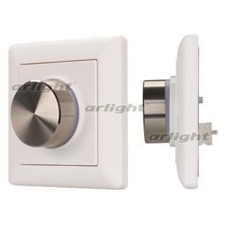 025529 INTELLIGENT. ARLIGHT Rotary Panel DALI-233-1G-DIM-IN (BUS Backlight) Box-1 Pcs ARLIGHT-Управление Light/^ 80