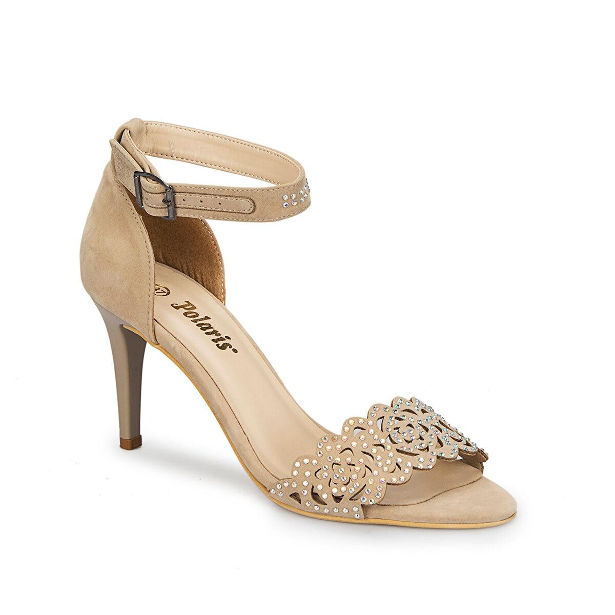 FLO 81.311215.Z Beige Women 'S Shoes Polaris