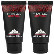 Titan Gel 2 Pack for Man Original Body Gel