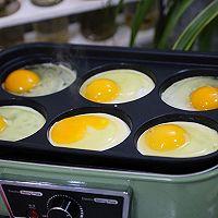 鸡蛋汉堡的做法图解15