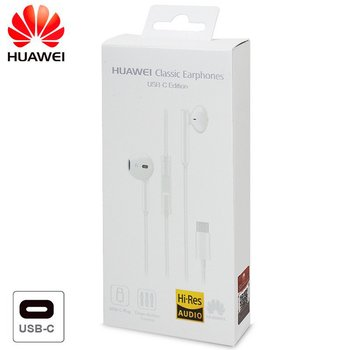 Original Huawei type C Universal 3,5mm headphones (with Blister)
