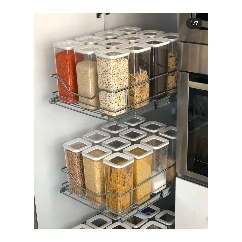 Kitchen storage container stylish design turkey presentation of the reduction layout