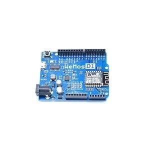 WeMos D1 R2 WiFi ESP8266 макетная плата совместима с Arduino ONE