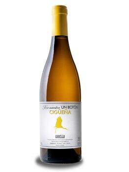 Ciguena Godello 1bot x 0,75L., White Wine from Godello. Wine from Spain. DO Bierzo