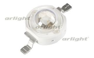 020817 High Power LED ARPL-1W-EPL35 Green ARLIGHT 50-pcs