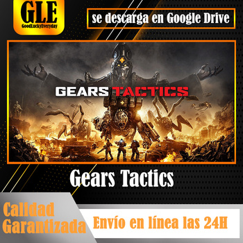 Gears Tactics PC video games download by Google Drive decompress with Winzip Winrar недорого
