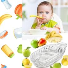 Glas Reibe Für 4 Monts Und Oben Baby Machen eine Pratic Obst Püree Schnell Gesunde Lebensmittel Getreide Vitamine