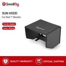 "SmallRig 7 ""Monitor Sun Hood บังแดดกล้องสำหรับ Red Touch 7.0"" LCD/สีแดง Pro Touch 7.0"" LCD/DSMC2 Red Touch 7.0 ""LCD Hood   2034"