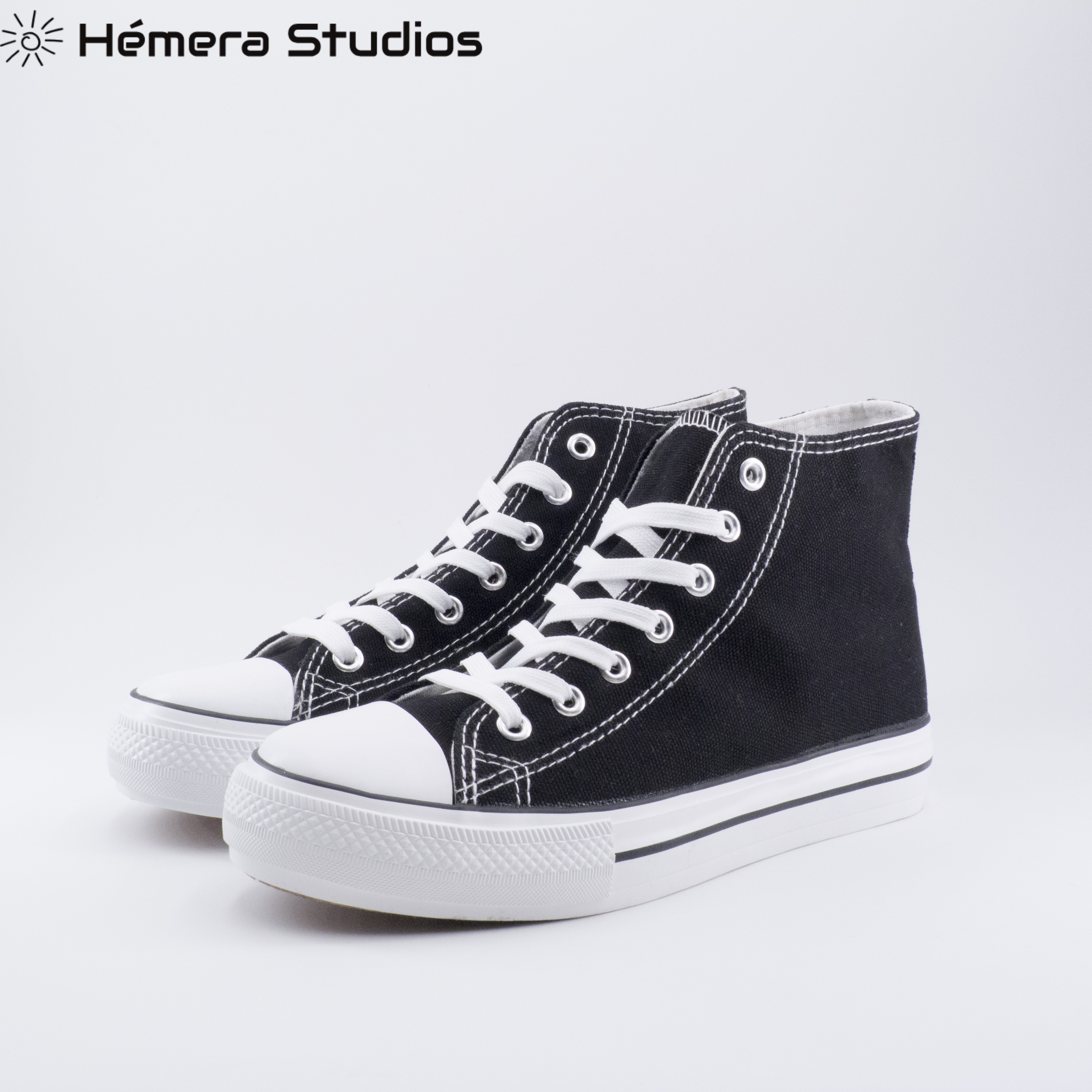 Canvas Sneakers For Women With Close's Lacing And Toecap's Rubber Gum Footwear Shoes Women Casual Style Nueva Collection Tracks