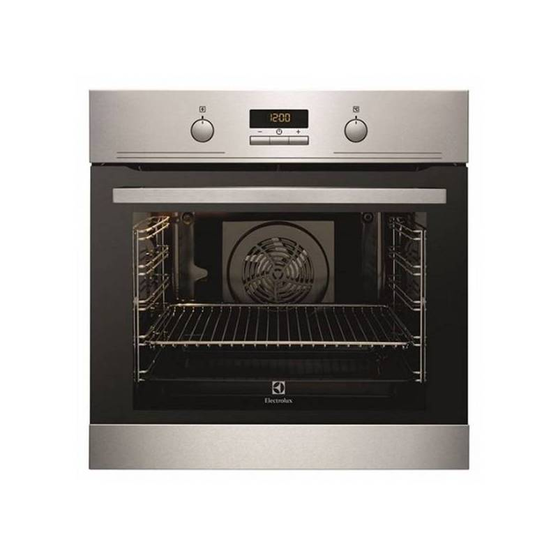 Pyrolytic Oven Electrolux EOC3431AOX 74 L LCD 44 DB 3480W Stainless Steel Black