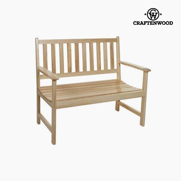 Bench (113 X 99 X 63 Cm) Aspen Wood