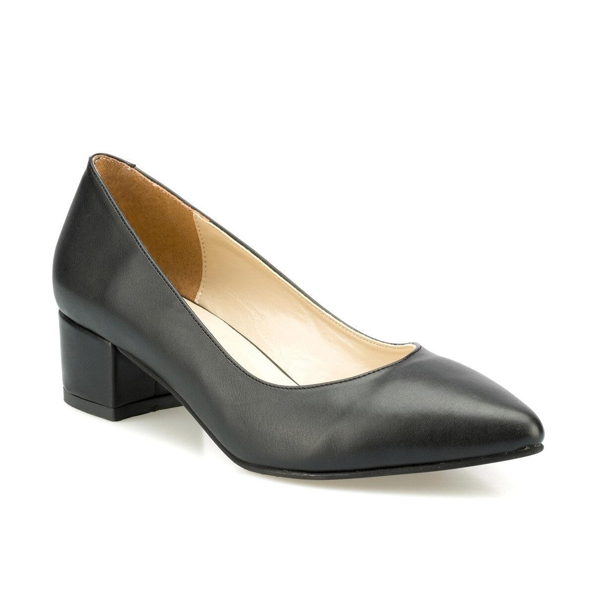 FLO 315100.Z Black Women Gova Shoes Polaris