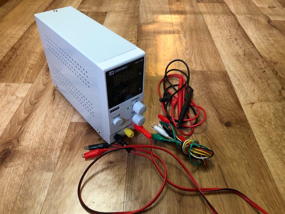 Reguladores de tensão/estabilizadores Lw-k3010d Digital Ajustável