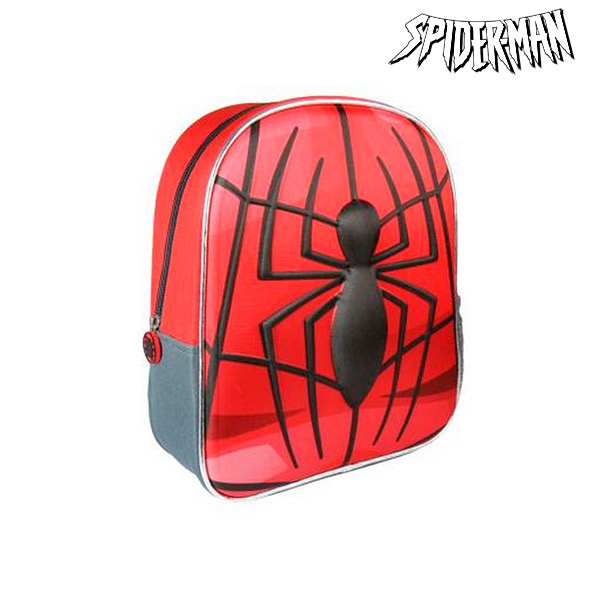 3D School Bag Spiderman 7914