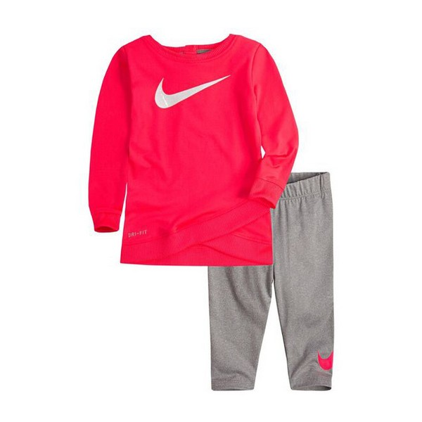 Baby's Tracksuit Nike 669S-042 Pink