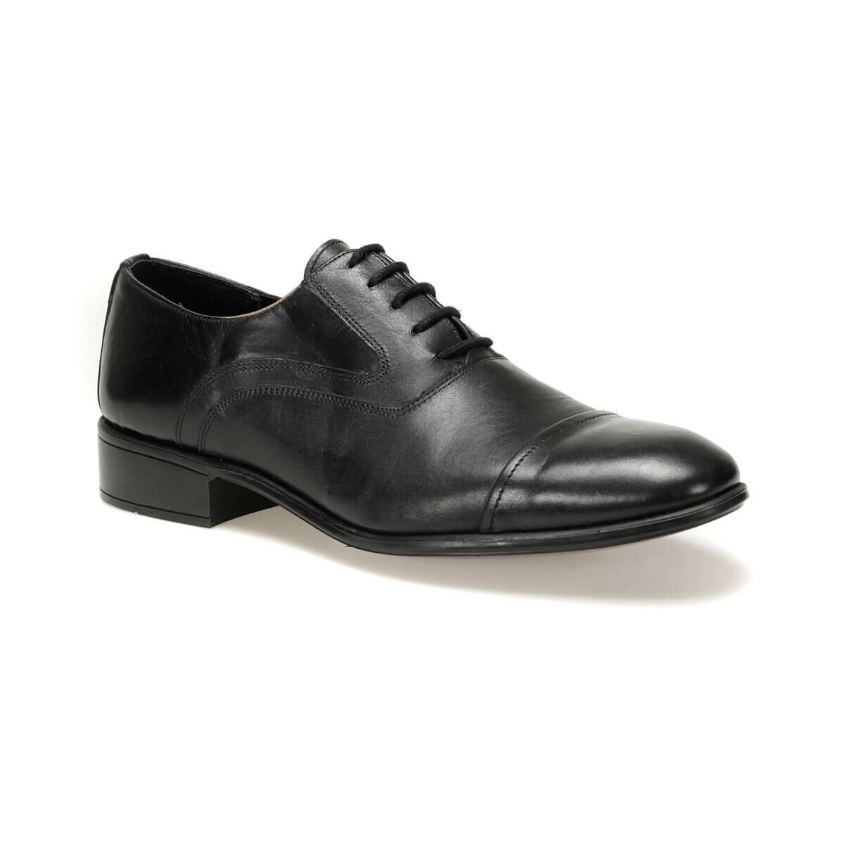 FLO 1018 C 19 negro zapatos clásicos para hombre Garamond