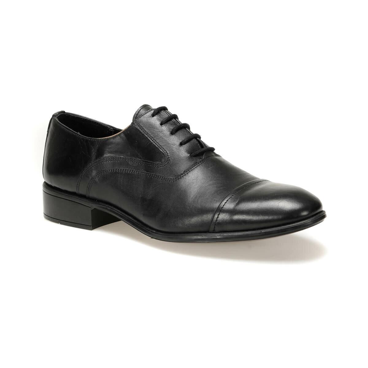 Flo 1018 C 19 黒人男性の古典的な靴 Garamond
