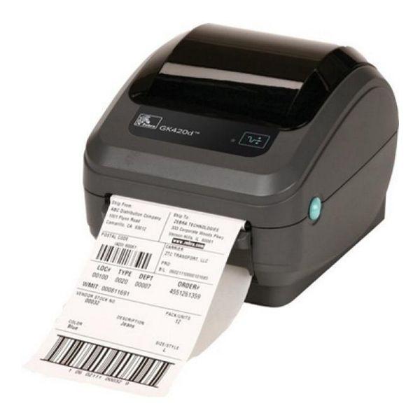 Thermal Printer Zebra GK42-202220-00 Ethernet