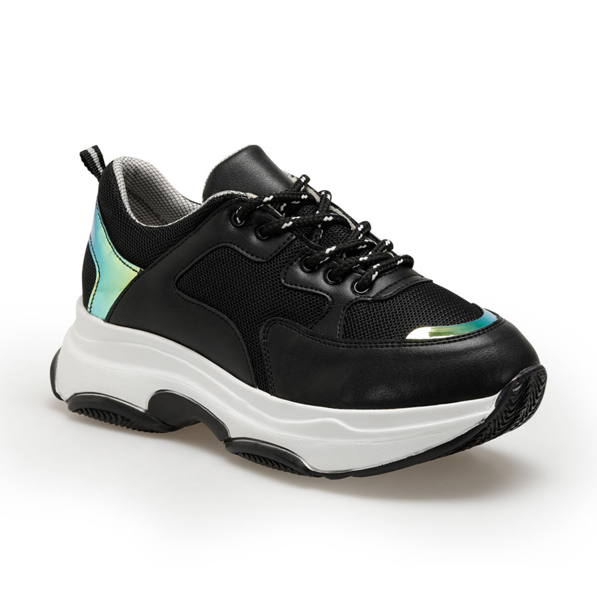 FLO 19SF-1502-19K Black Women 'S Sneaker Shoes BUTIGO