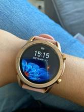 Very nice watch, good quality for the price, complete, I still learn to use it but it's qu
