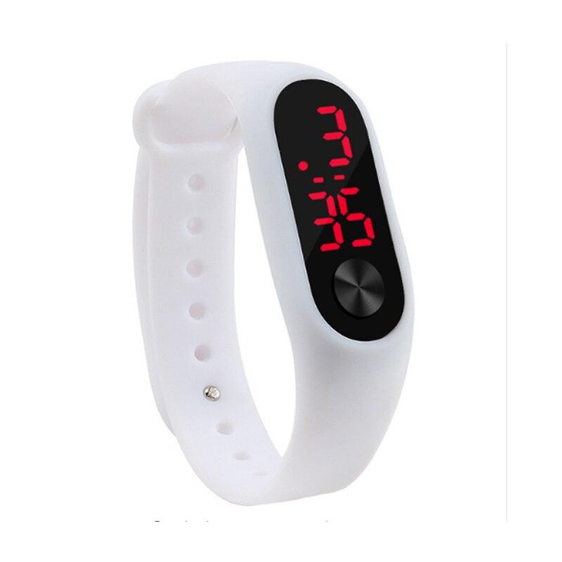 Simple Women Watch Hand Ring Watch Led Sports Fashion Electronic Watch Reloj Deportivo Para Mujer