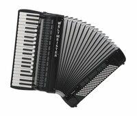 Saphir iv 120/41 bk is Saphir accordion 41/120/IV/11/5, black, Italy plates, Weltmeister