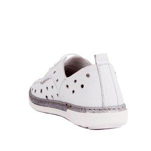 Image 4 - Sail Lakers   Hakiki Deri Kadın Ayakkabı