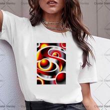 Забавная футболка модная с принтом женские модные стильные топы