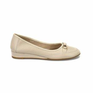 FLO DS18029 Beige Women 'S Sandals Miss F