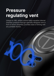 Image 5 - Auriculares intrauditivos híbridos de Metal TRN V90 4BA + 1DD, auriculares IEM HIFI con Monitor de DJ, Auriculares deportivos para correr, enchufe para la cabeza Im2/v80/X6/t200