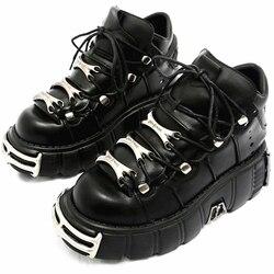 RASMEUP/2020 женские кроссовки в стиле панк; обувь на платформе 6 см со шнуровкой; женская обувь на толстой мягкой подошве; женская повседневная об...