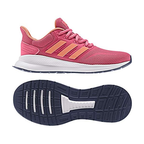 Sports Shoes For Kids Adidas Runfalcon K Pink