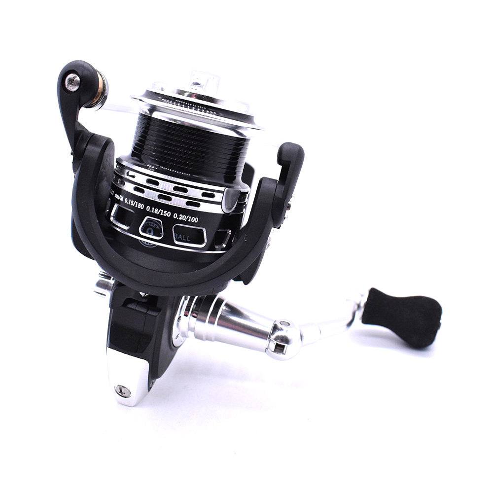 2019 Fishing Reels Spinning All For Fishing Accessories Tackle Reel SK 11 9 + 1 BB Braided Fishing Line Lure