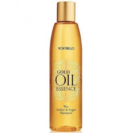 MONTIBELLO GOLD OIL 250ML SHAMPOO
