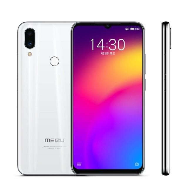 "Global ROM MEIZU Note 9 LTE Mobile Phone Dual SIM 48MP Camera 4GB 64GB Snapdragon675 OctaCore 6.2""1080x2244p 4000mAh Battery 4"