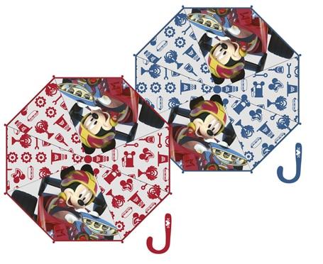 Mickey Umbrella Disney Handbook Transparent 38/8